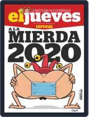 El Jueves (Digital) Subscription December 29th, 2020 Issue