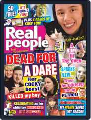 Real People (Digital) Subscription January 7th, 2021 Issue