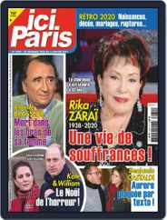 Ici Paris (Digital) Subscription December 30th, 2020 Issue