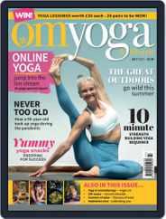 OM Yoga & Lifestyle Magazine (Digital) Subscription July 1st, 2021 Issue