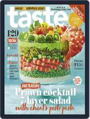 Taste.com.au (Digital) Subscription January 1st, 2021 Issue