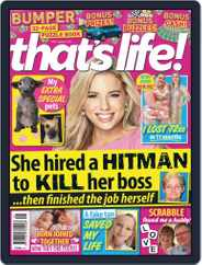 that's life! (Digital) Subscription January 7th, 2021 Issue