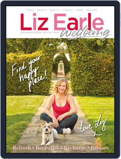 Liz Earle Wellbeing (Digital) January 1st, 2021 Issue Cover