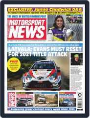 Motorsport News (Digital) Subscription December 31st, 2020 Issue