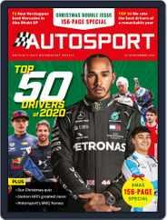 Autosport (Digital) Subscription December 17th, 2020 Issue