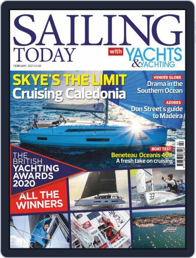 Sailing Today (Digital) February 1st, 2021 Issue Cover