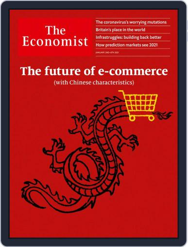 The Economist Asia Edition (Digital) January 2nd, 2021 Issue Cover