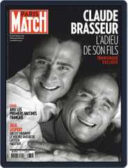 Paris Match (Digital) Subscription December 31st, 2020 Issue