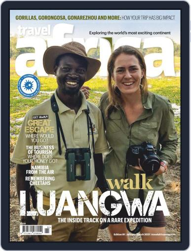 Travel Africa (Digital) January 1st, 2021 Issue Cover
