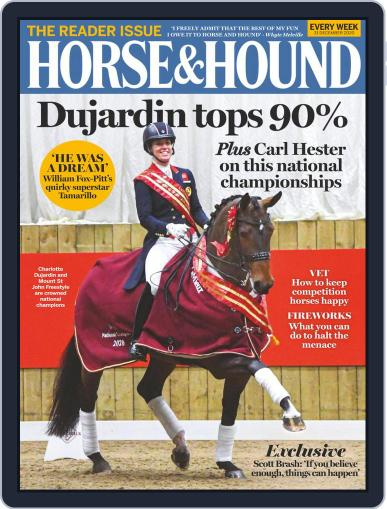 Horse & Hound (Digital) December 31st, 2020 Issue Cover