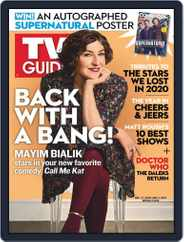 Tv Guide (Digital) Subscription December 21st, 2020 Issue