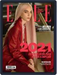 Elle México (Digital) Subscription January 1st, 2021 Issue