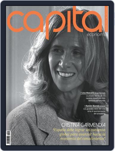 Capital Spain (Digital) January 1st, 2021 Issue Cover