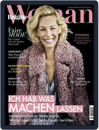 Brigitte Woman February 1st, 2021 Digital Back Issue Cover