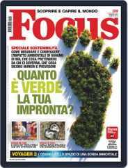 Focus Italia (Digital) Subscription January 1st, 2021 Issue