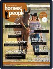 Horses and People (Digital) Subscription January 1st, 2021 Issue