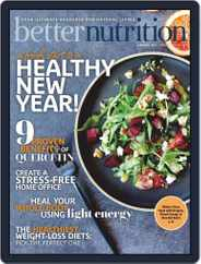 Better Nutrition Magazine (Digital) Subscription January 1st, 2021 Issue