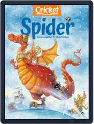 Spider Magazine Stories, Games, Activites And Puzzles For Children And Kids (Digital) Subscription January 1st, 2021 Issue