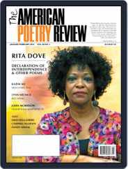 The American Poetry Review (Digital) Subscription January 1st, 2021 Issue