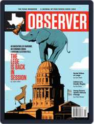 The Texas Observer (Digital) Subscription January 1st, 2021 Issue