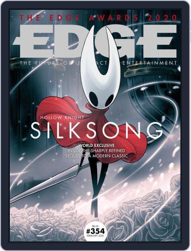 Edge February 1st, 2021 Digital Back Issue Cover