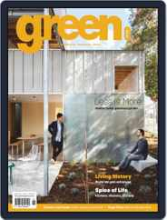 Green (Digital) Subscription January 1st, 2021 Issue