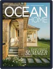 Ocean Home Magazine (Digital) Subscription June 1st, 2021 Issue
