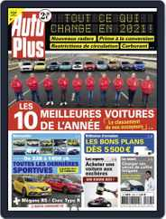 Auto Plus France (Digital) Subscription January 2nd, 2021 Issue