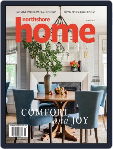 Northshore Home Magazine (Digital) December 29th, 2021 Issue Cover