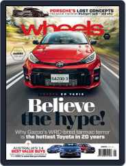 Wheels (Digital) Subscription January 1st, 2021 Issue