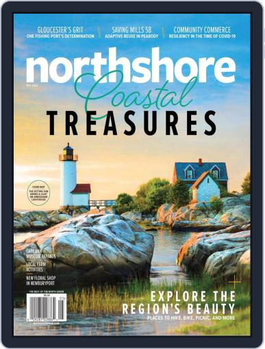 Northshore Magazine (Digital) May 1st, 2020 Issue Cover
