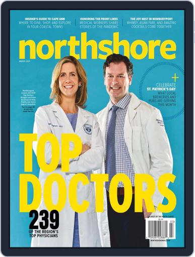 Northshore Magazine (Digital) March 1st, 2021 Issue Cover