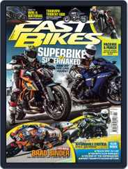 Fast Bikes (Digital) Subscription February 1st, 2021 Issue