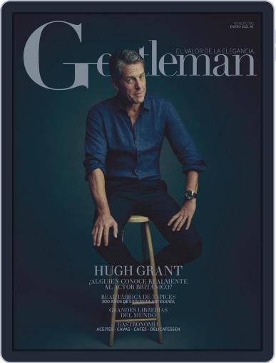 Gentleman España January 1st, 2021 Digital Back Issue Cover