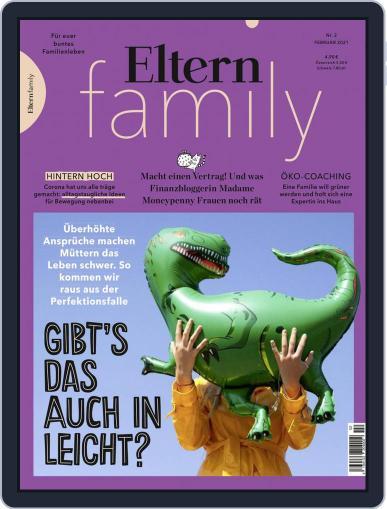Eltern Family February 1st, 2021 Digital Back Issue Cover