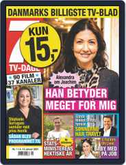 7 TV-Dage (Digital) Subscription January 4th, 2021 Issue