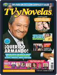 TV y Novelas México (Digital) Subscription January 4th, 2021 Issue