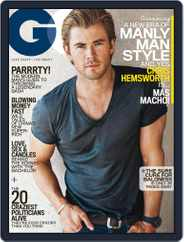GQ (Digital) Subscription January 1st, 2015 Issue
