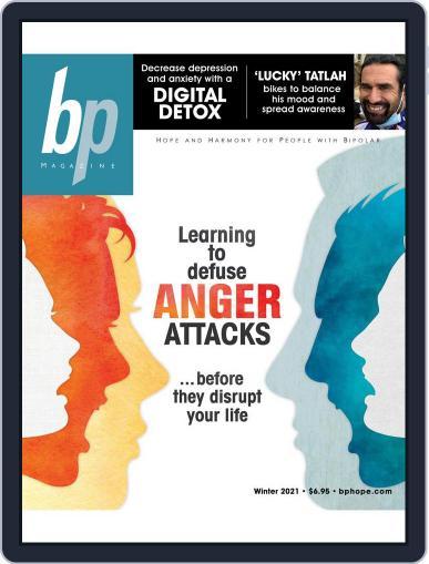 bp Magazine for Bipolar (Digital) January 1st, 2021 Issue Cover