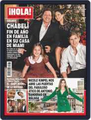 Hola (Digital) Subscription January 6th, 2021 Issue