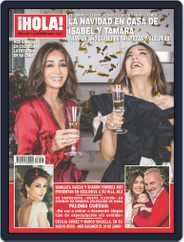 Hola (Digital) Subscription December 30th, 2020 Issue