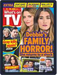 What's on TV (Digital) Subscription January 9th, 2021 Issue