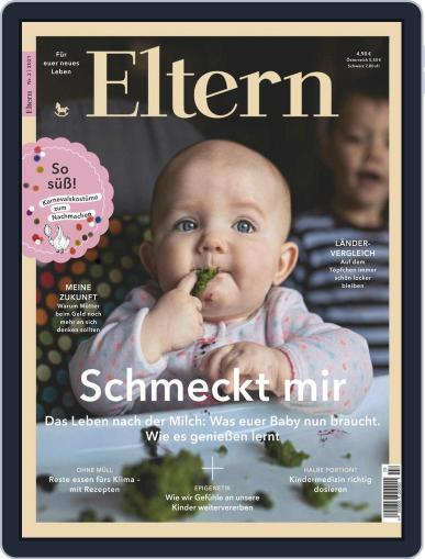 Eltern February 1st, 2021 Digital Back Issue Cover
