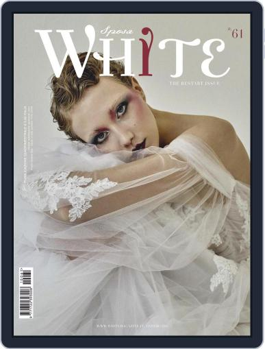 White Sposa January 1st, 2021 Digital Back Issue Cover