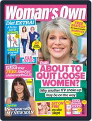 Woman's Own (Digital) Subscription January 11th, 2021 Issue