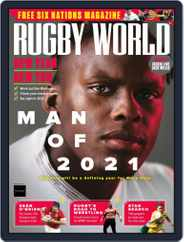 Rugby World (Digital) Subscription February 1st, 2021 Issue