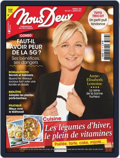 Nous Deux January 5th, 2021 Digital Back Issue Cover