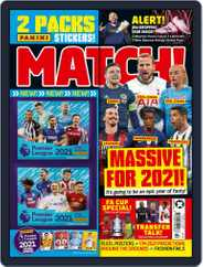 MATCH! (Digital) Subscription January 5th, 2021 Issue
