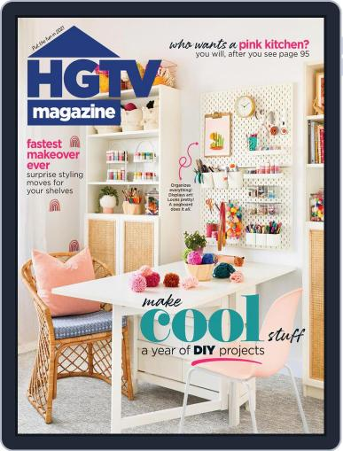 Hgtv (Digital) January 1st, 2021 Issue Cover