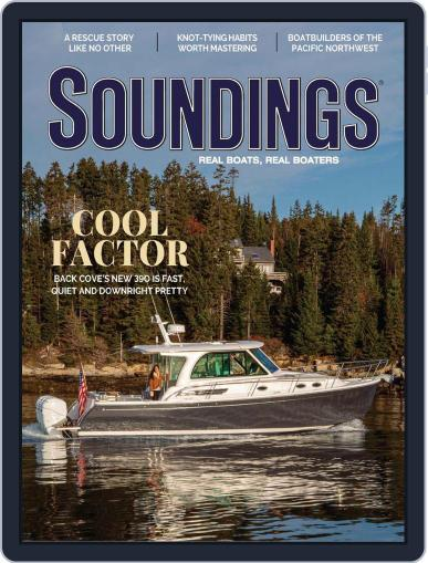 Soundings (Digital) February 1st, 2021 Issue Cover